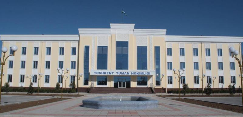 Tashkent district