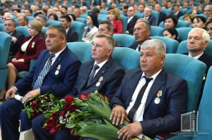 Almalyk Mining and Metallurgical Plant celebrates its 70th anniversary